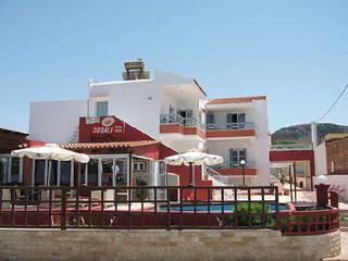 отель Coralli Beach Apartments 2*