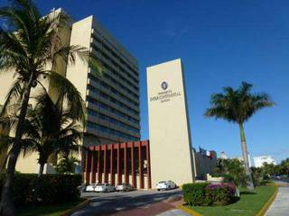 отель Presidente Intercontinental Cancun 4*