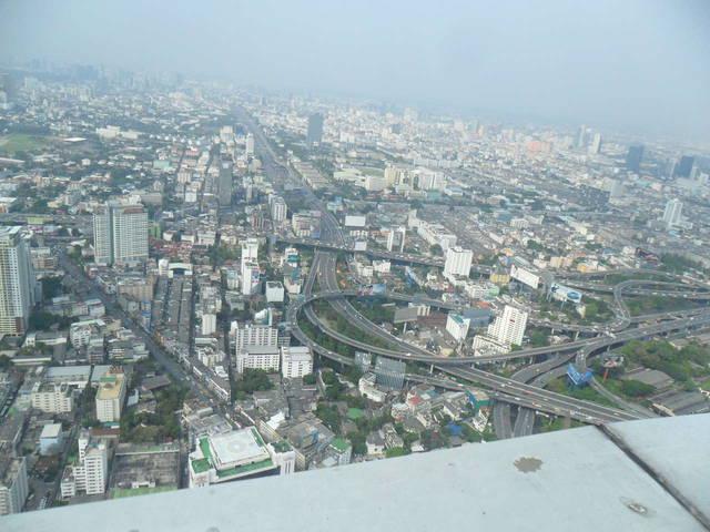 Бангкок март 2014 с 84 этажа