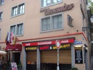 отель Alexander 3*