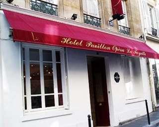 отель Pavillon Opera Bourse 3*