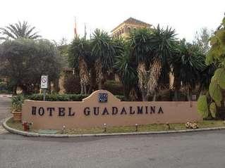 отель Guadalmina Spa & Golf Resort 4*