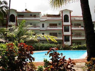 отель Hafh Resorts 3*