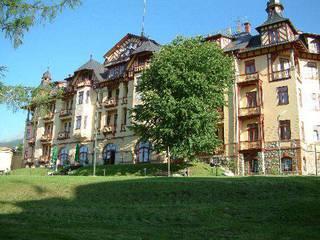 отель Grand hotel Stary Smokovec 4*