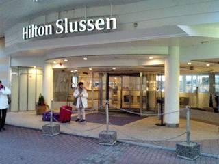 отель Hilton Stockholm Slussen 5*