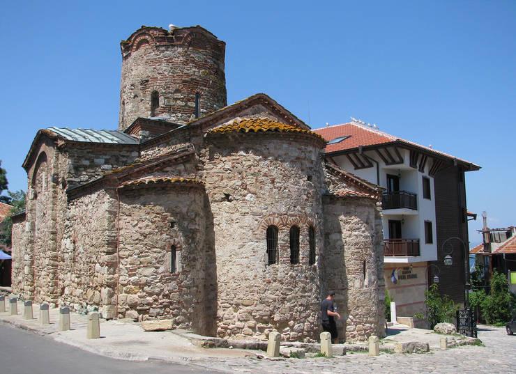 несебр болгария фото старый