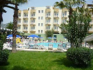 отель Larissa Hotel Beldibi 4*