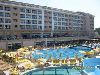 отель Laphetos Beach Resort & SPA 5*