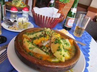 обед за 8 евро в городе
