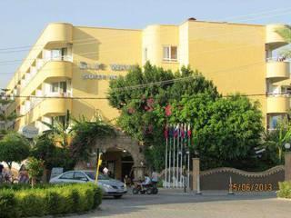отель Blue Wave Suite Hotel 3*
