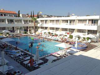 отель Melpo Antia Hotel Apartments 3*