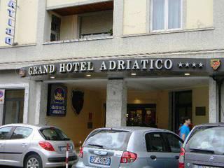 отель Best Western Grand Hotel Adriatico 4*