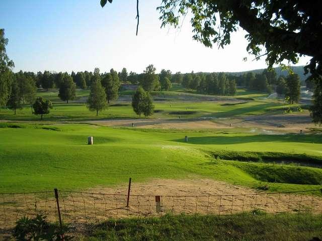 Поля для гольфа в Bogstad