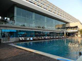 отель Amathus Beach Hotel Limassol 5*