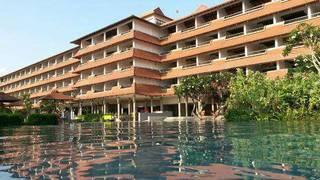 отель Chaaya Tranz Hikkaduwa 3*