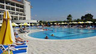 отель Seher Sun Palace Resort And Spa 5*