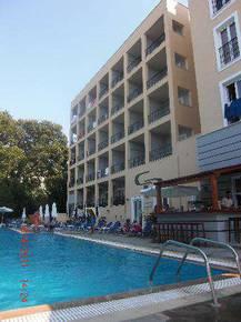 отель Hellinis 3*