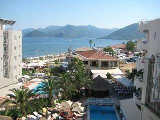 отель Aegean Park 3*