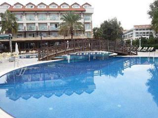 отель Seher Resort & Spa 5*