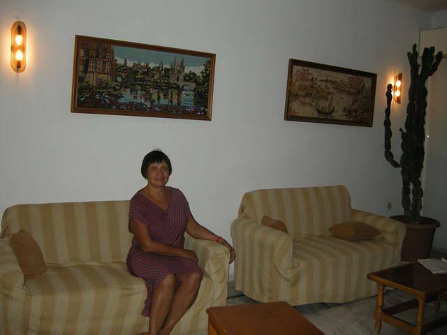 В отеле Орион