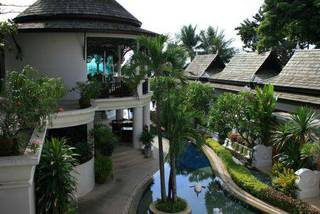 отель Dara Samui Beach Resort & Spa Villa 5*