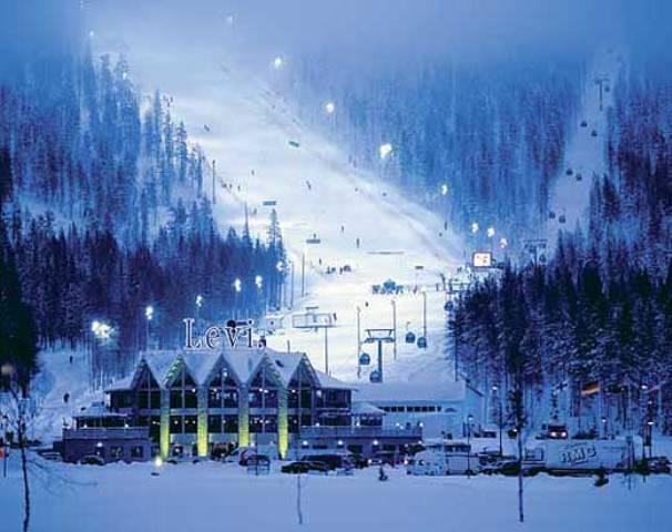Курорты финляндии зимой на юге