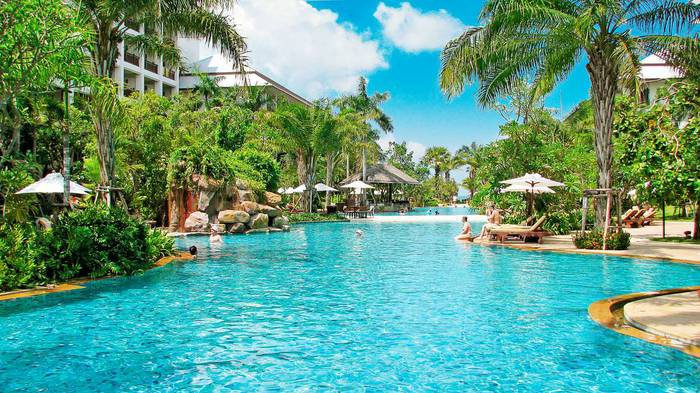 Самые хорошие отели тайланда паттайя