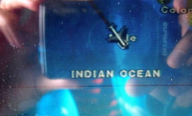 Над океаном