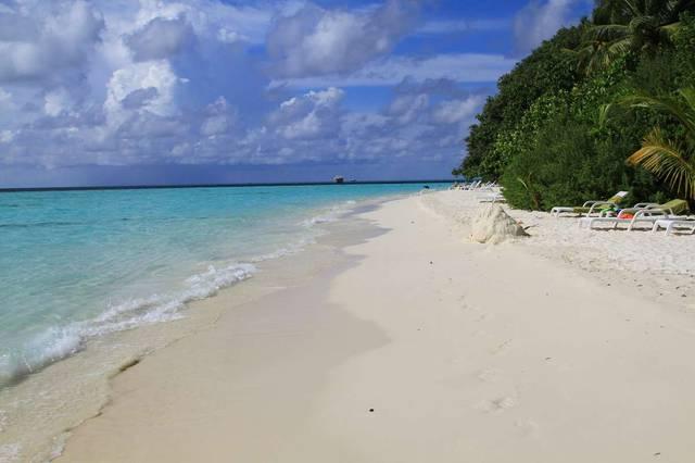 Основной пляж