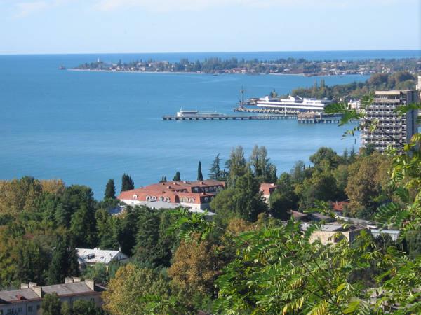 Абхазия что делать