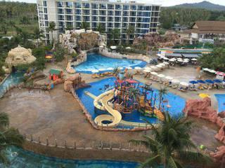 отель Centara Grand West Sands Resort & Villas Phuket 5*