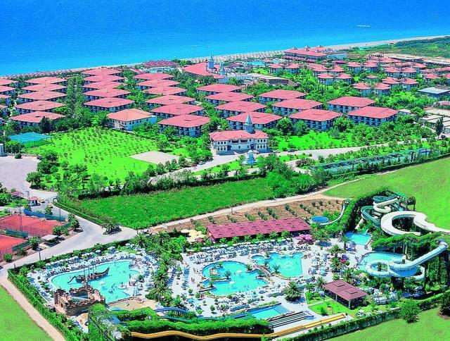 лучшие отели в Дубае с детьми