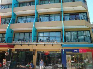 отель Mussee Kata Boutique 3*