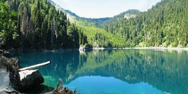 новый афон озеро рица расстояние