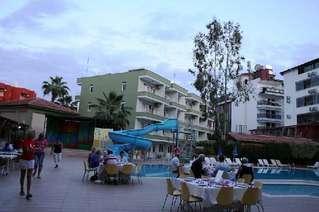 отель Gold Safran 4*