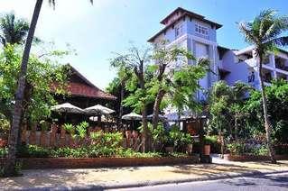 отель Novela Muine Resort & Spa 3*