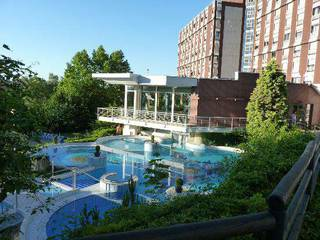 отель Danubius Health Spa Resort 4*