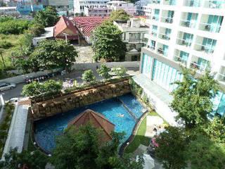 отель Centara Pattaya 4*