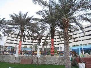 отель Grand Hotel Sharjah 4*