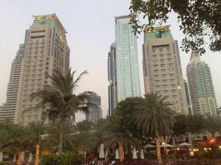 отель Habtoor Grand Resort & Spa 5*