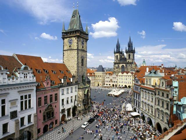 Отдых в Чехии в июле 2019 Цены на туры в Чехию с детьми Погода температура в июле