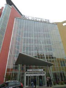 отель Moevenpick Hotel Prague 4*