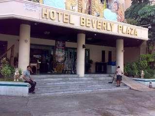 отель Beverly Plaza 3*