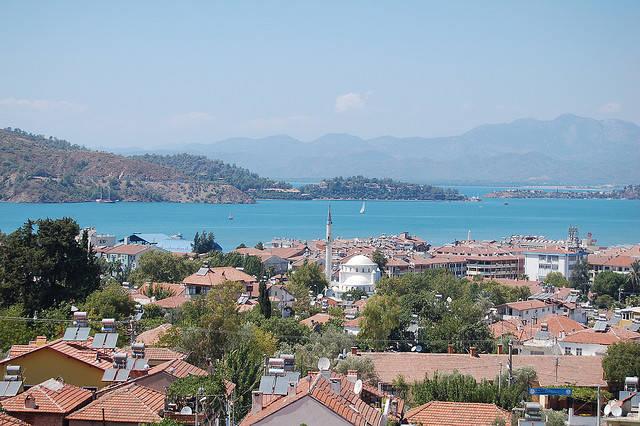 Цены на отдых в Турции в октябре -погода куда пойти