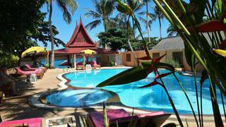 отель Samui Sense Beach Resort 4*