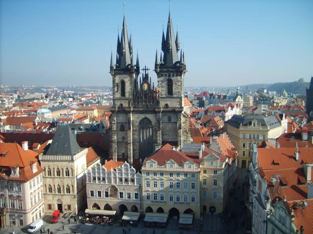 Горящие туры в Чехию в октябре 2019, цены на отдых с перелетом из Москвы