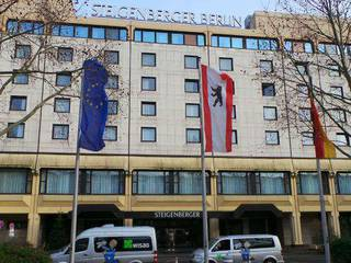 отель Steigenberger Hotel Berlin 5*