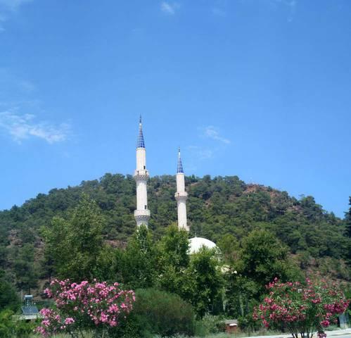 дальняя мечеть