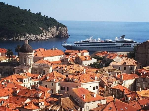Июльский Дубровник - лучшее место для любителей Средневековья  Рассказы о Дубровнике