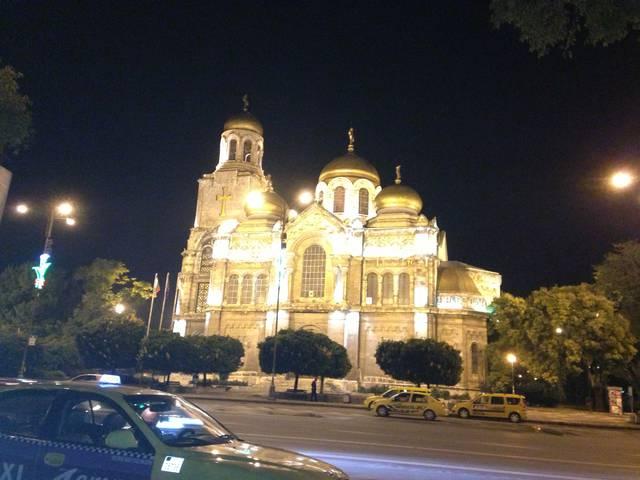 Варна город курорт и город для жизни